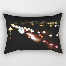 Brooklyn Lights Rectangular Pillow
