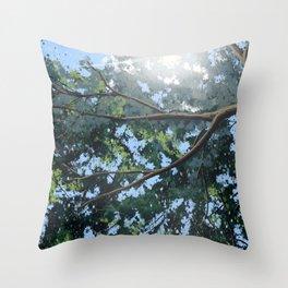 Stratford Tree Throw Pillow