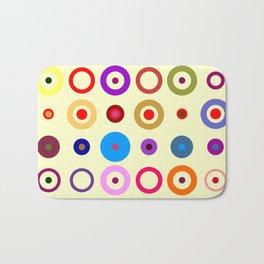 Op Art #7 Bath Mat