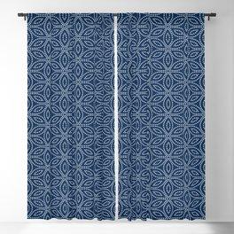 Winter Pattern I Blackout Curtain