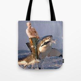 Vladimir Putin Funny Meme Tote Bag