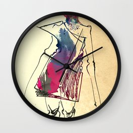 córtex Wall Clock