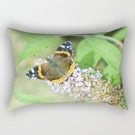 Butterfly VIII Rectangular Pillow