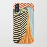 river iPhone & iPod Cases featuring Yaipei by Anai Greog