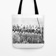 Star war| new york workers Tote Bag