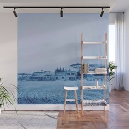 The little house Wall Mural