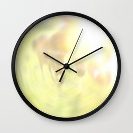 We see you have come to admire us Wall Clock