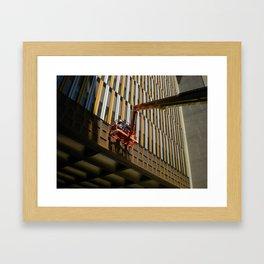 Allen Bradly Framed Art Print