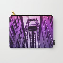 Colorful portugalete Carry-All Pouch