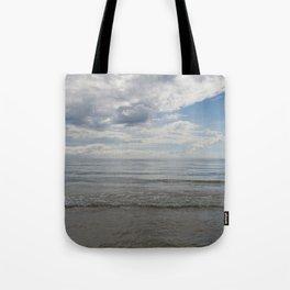 Lake Waves Tote Bag