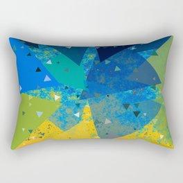 Spring Confetti Rectangular Pillow