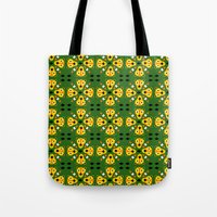 tigers Tote Bags featuring Tigers! by Hadar Geva