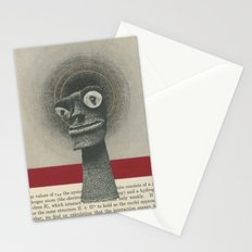 We Canonized Our Demons Stationery Cards