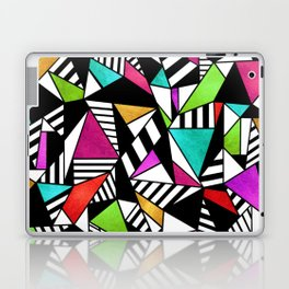 Geometric Multicolored Laptop & iPad Skin