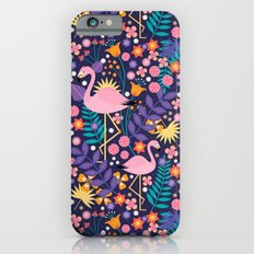 Flamingo Tropical iPhone 6s Slim Case