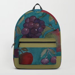 Retro Kitchen  WC20150714a Backpack