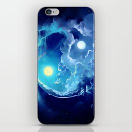 Fuel for Life iPhone Skin