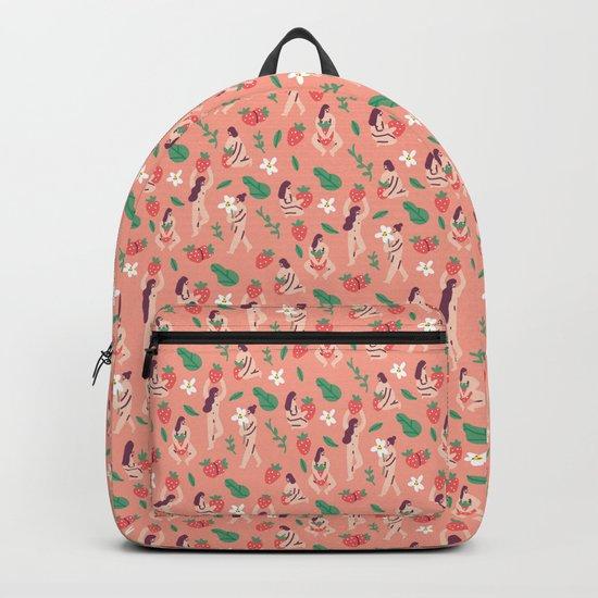 Strawberry Girls Forever Backpack