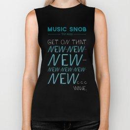 The NEW-New Wave — Music Snob Tip #629 Biker Tank