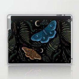 Moths and Ferns Laptop & iPad Skin