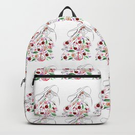 Berries & sunsets Backpack