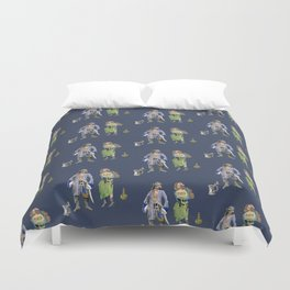 Love at First Sight Duvet Cover