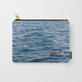 Dolphin, Portugal, 2017 Carry-All Pouch