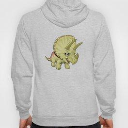 Cute Triceratops Hoody