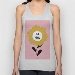 Be Kind Unisex Tank Top