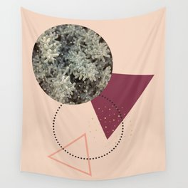 Golden Snow #society6 #decor #pink Wall Tapestry