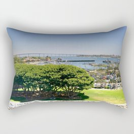 San Diego Rectangular Pillow