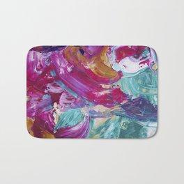 Abstract painting 5 Bath Mat