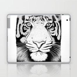 Tiger face Laptop & iPad Skin
