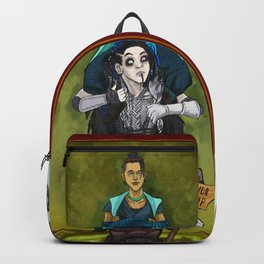 The Haunted Nein Backpack