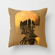 Old one Throw Pillow
