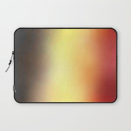Flag of belgium 8 - with cloudy colors Laptop Sleeve