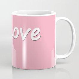 This Way Love Coffee Mug