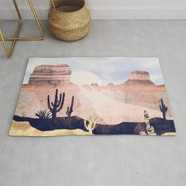 Autumn Desert Rug