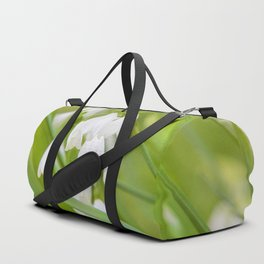 Snowdrops Duffle Bag