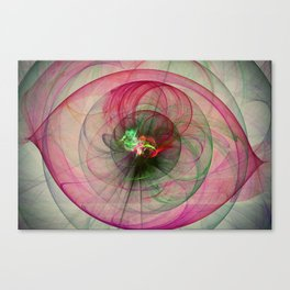 The Eye Nebula Canvas Print