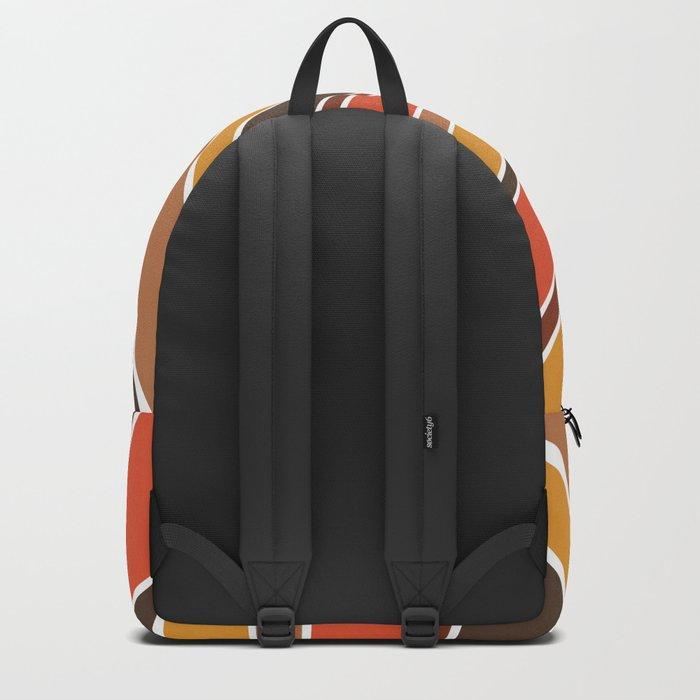 70's Star Burst Backpack