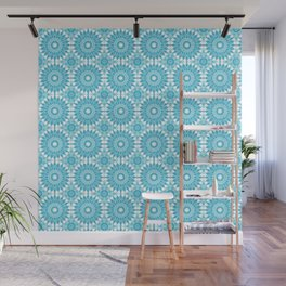 Morocco (Teal) - by Kara Peters Wall Mural