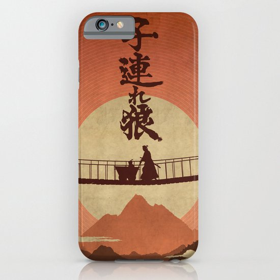Kozure Okami iPhone & iPod Case