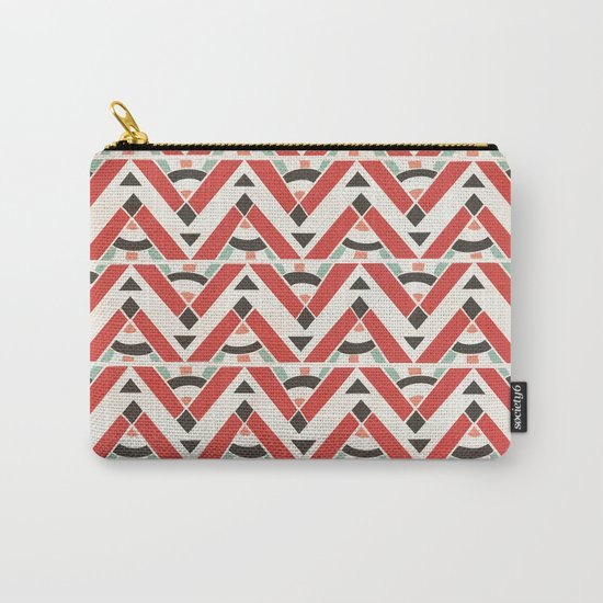 Peaks and Sunsets Carry-All Pouch