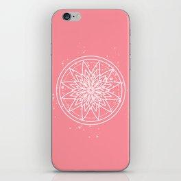 Dharma Wheel iPhone Skin