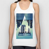 miami Tank Tops featuring MIAMI by Kami