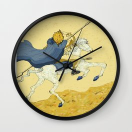 Legend of Nebula No.1 Wall Clock