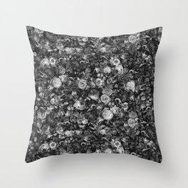 Baroque Macabre II Throw Pillow