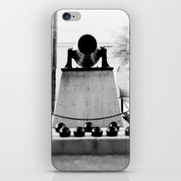Staring down the barrel... iPhone Skin