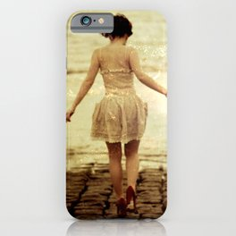Love With A Vengeance iPhone Case